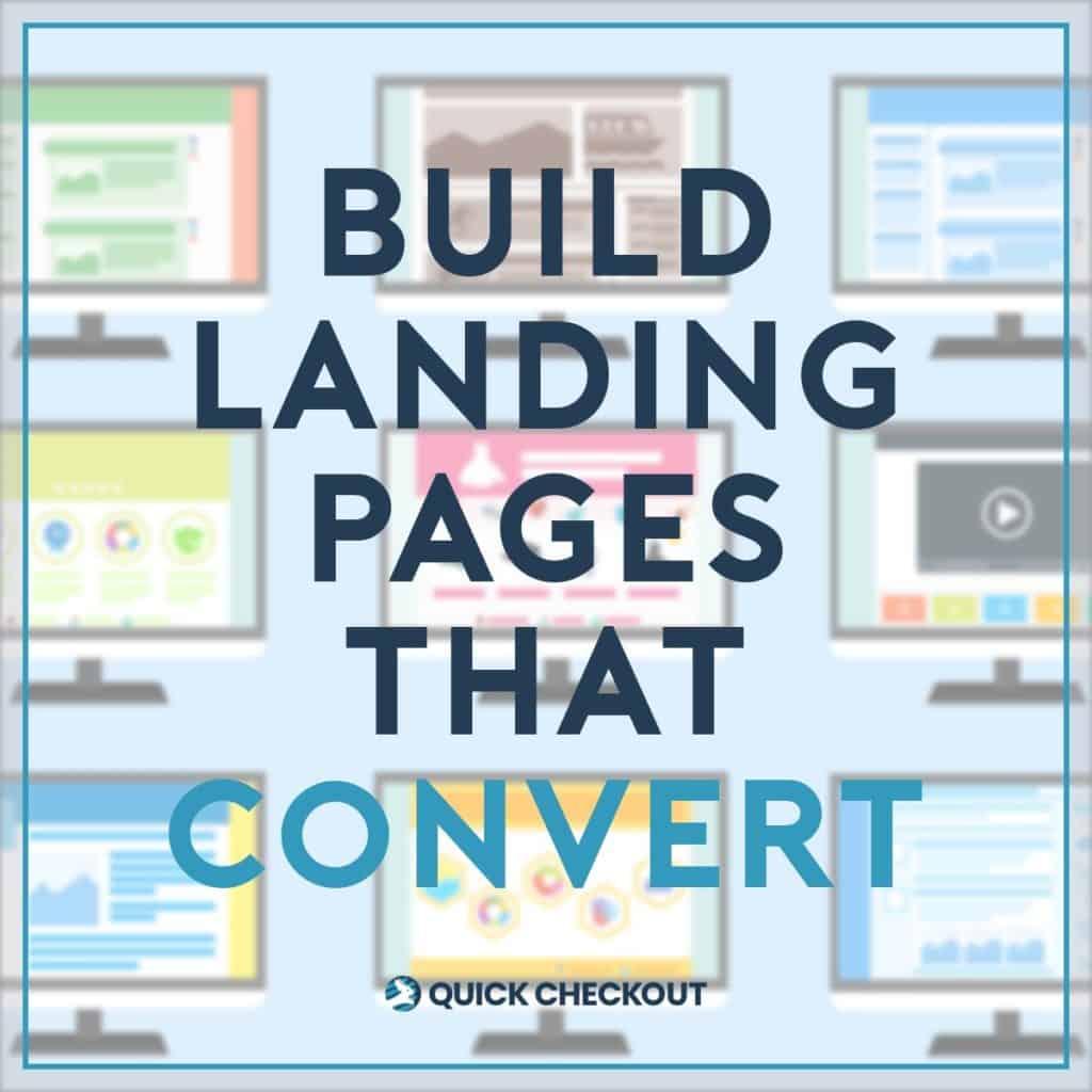 Build Landing Pages That Convert